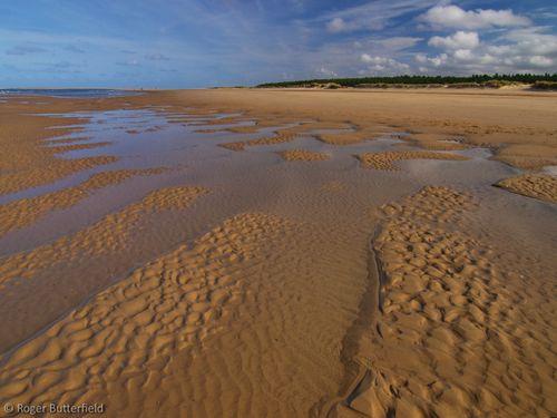 Holkham Beach © Roger Butterfield