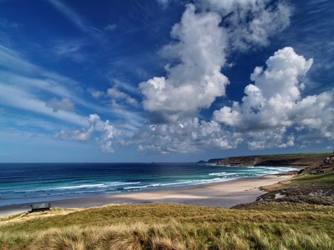 Whitesand Bay © Roger Butterfield
