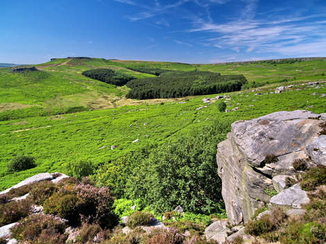 Burbage Valley © Roger Butterfield