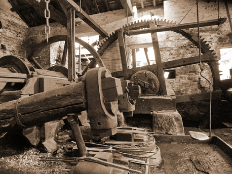 Abbeydale Industrial Hamlet © Roger Butterfield