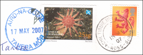 Summer Isle postage
