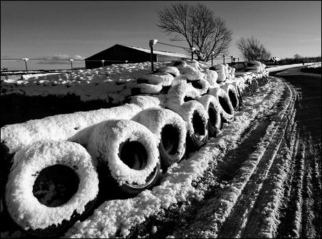 Knoll Top Farm, Sheffield © Roger Butterfield